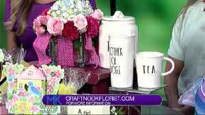 Mother's Day gifts with The Craft Nook [Video]