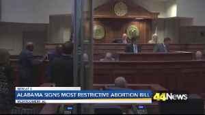 Alabama Abortion law [Video]