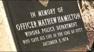 Fallen officers honored at memorial service in Winona [Video]