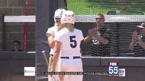 Trine Primed for Women's College World Series Run [Video]