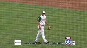 Contreras, TinCaps Blank Cubs [Video]