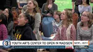 New youth arts center expected to open in Madison next year [Video]