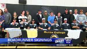 Roadrunners commit to play at next level [Video]