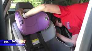 Car seat safety check [Video]