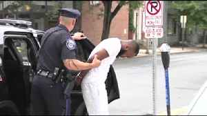 VIDEO Easton police arrest man on drug charges [Video]