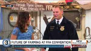 Future of farming on display at FFA Convention [Video]