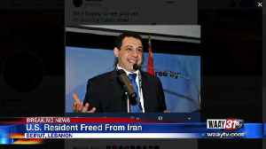 U.S. Resident Freed from Iran [Video]