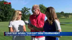 Courtesy Acura 'Fun Day' Golf Tournament at U-Club: Part 1 [Video]