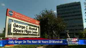 Marshall Space Flight Center's director looks forward to NASA's next 50 years [Video]