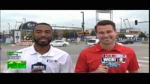 Bulldogs Prepare For Vanderbilt [Video]