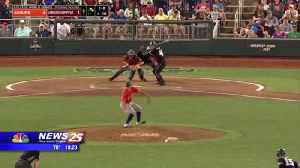 Mississippi State rallies in Omaha [Video]