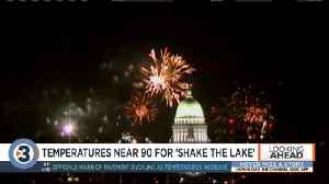 What to know before you go: Shake the Lake 2019 [Video]