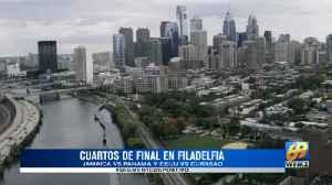 Cuartos de final Copa Oro [Video]