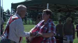 Veterans are honored with handmade quilts in Montezuma [Video]