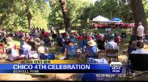 Chico 4th of July Celebration 2019 at Bidwell Park [Video]