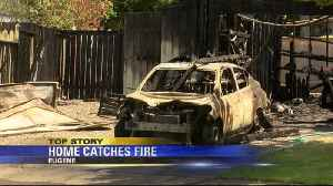 Cigarette likely cause of fire at Eugene home, officials say [Video]