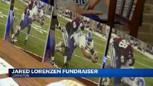 Weekend dedicated to Jared Lorenzen at KSBar and Grille [Video]