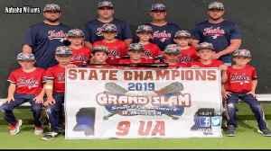 Tombigbee Tribe 9U baseball team wins state championship [Video]