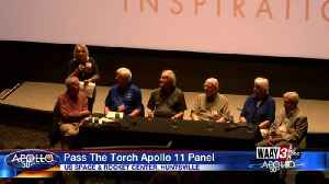U.S. Space & Rocket Center Holds 'Pass the Torch' Panel [Video]
