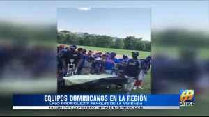 Equipos dominicamos en el Valle Lehigh [Video]