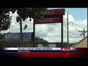 Police looking for man who robbed Huddle House in Warner Robins [Video]