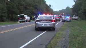 VIDEO Local father, son killed in in crash in NC [Video]