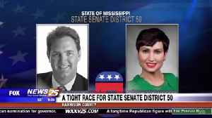 A tight race for State Senate District 50 [Video]
