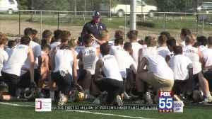Countdown to Kickoff 2019: Bishop Dwenger Saints [Video]