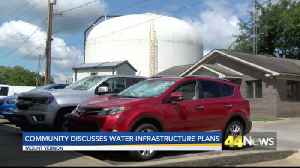 Mt. Vernon Community Discusses Water Infrastructure Plans [Video]