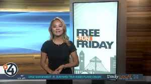 Free Fun Friday for August 16, 2019 [Video]