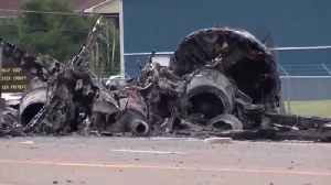 Dale Earnhardt crash [Video]