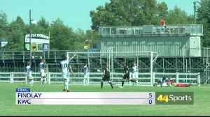 College M Soc: KWC Falls to Findlay [Video]