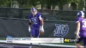 College Football: KWC Falls to Southwest Baptist [Video]