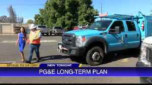 News video: PG&E talks about long-term plan for Public Safety Power Shutoffs