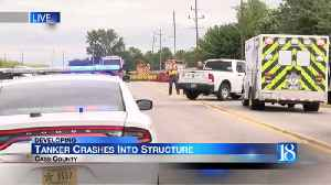 St Rd 25 closed as crews respond to a fire north of Logansport [Video]