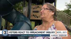 Impeachment inquiry draws mixed reactions from Wisconsinites [Video]