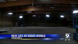 Skate World building in Springfield to be resurrected as church [Video]