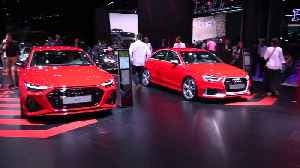 Audi Stand at 2019 IAA [Video]