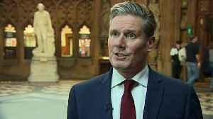 Starmer: PM is engaging in reckless blame game [Video]