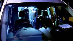 News video: Thirteen men arrested as police raid UK's biggest drugs gang
