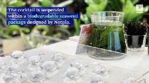 The Glenlivet Releases Edible Whiskey Pods [Video]