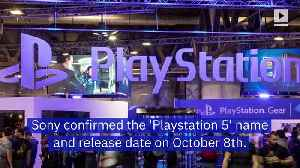 PlayStation 5 Announced for Holiday 2020 [Video]