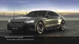 Audi e-tron GT concept - Performance Platform - J1 [Video]