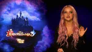 Dove Cameron emotionally remembers Cameron Boyce [Video]