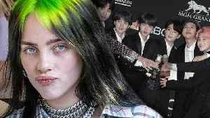 Billie Eilish Defends BTS & Selena Gomez Cries After Justin Bieber Wedding? [Video]