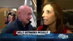 Democrat Kelly outraises GOP's McSally in Arizona Senate bid [Video]