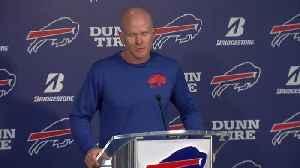Sean McDermott's remarks before bye week [Video]