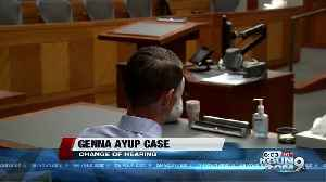 Hearing delayed for Tucson man accused of killing girlfriend in 2012 [Video]