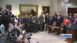 Trump defends Syria pullback decision [Video]