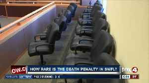 How rare is the death penalty in Southwest Florida? [Video]